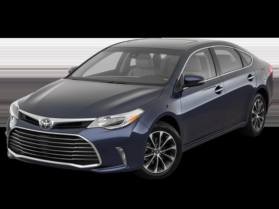 Blue 2018 Toyota Avalon