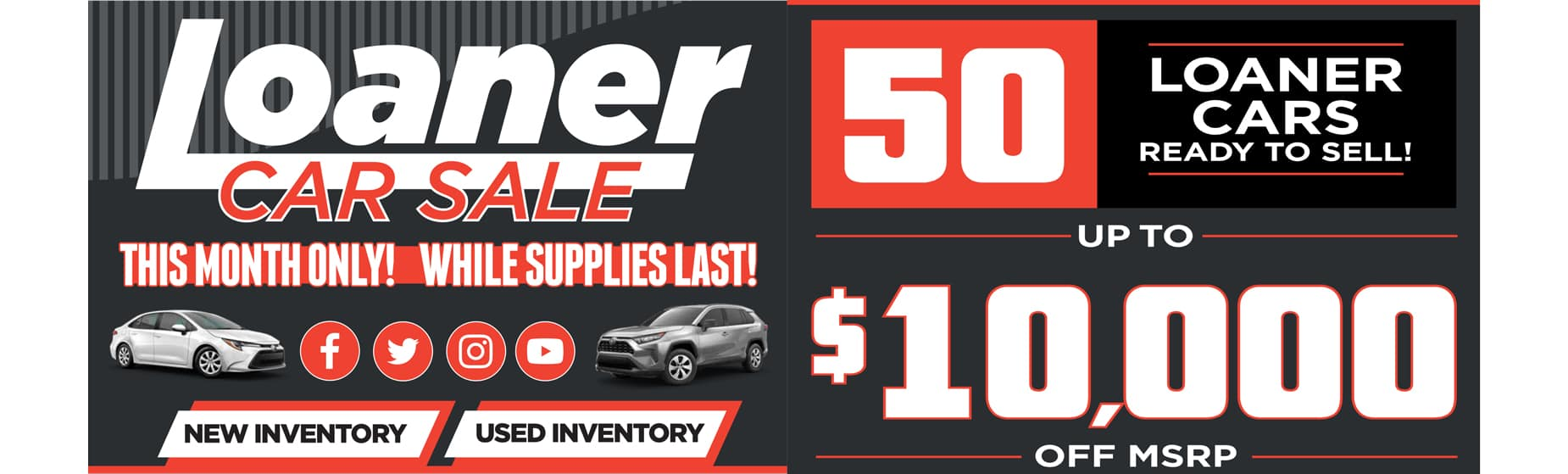 Loaner-Car-sale