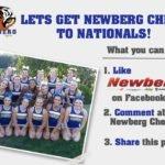 Newberg High School Cheer