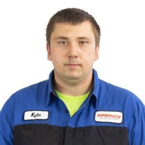 Kyle Burge