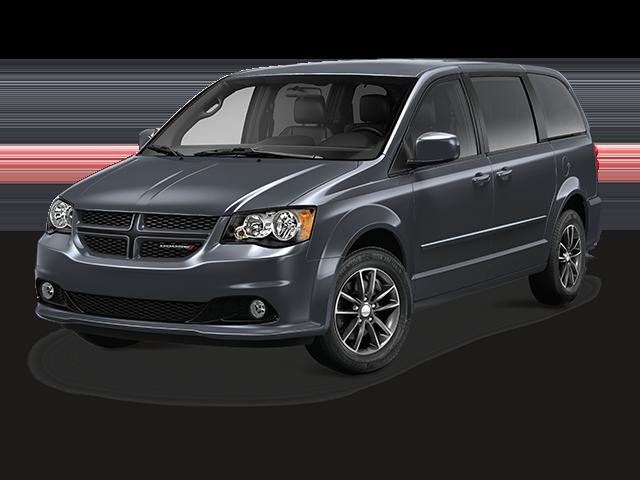 2018 Dodge Caravan