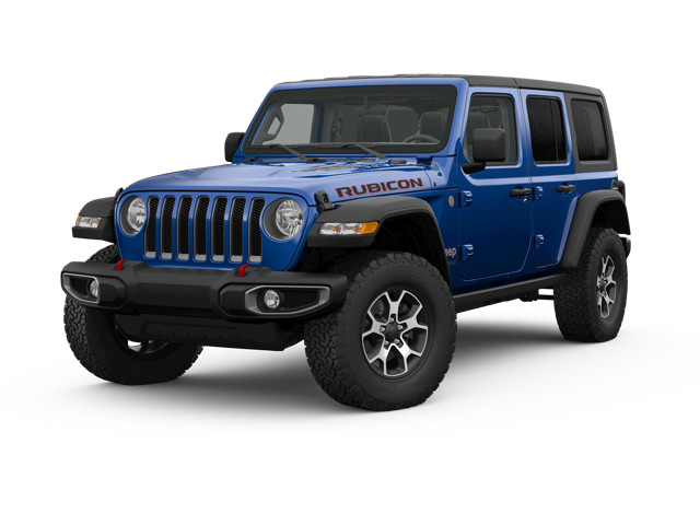 2018 Jeep Wrangler JL Unlimited Rubicon