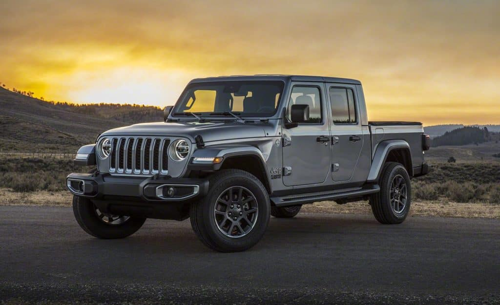 Chrysler Truck >> The 2020 Jeep Gladiator Is Your New Truck And Here S Why