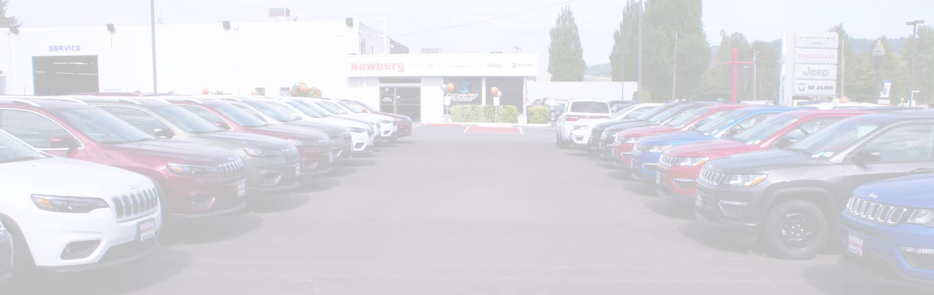Newberg Dodge Jeep Ram Chrysler | Family Run Dealership in