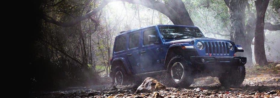 2020 Jeep Wrangler Unlimited Near Beaverton