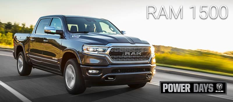 2020 RAM 1500 BIG HORN MODELS