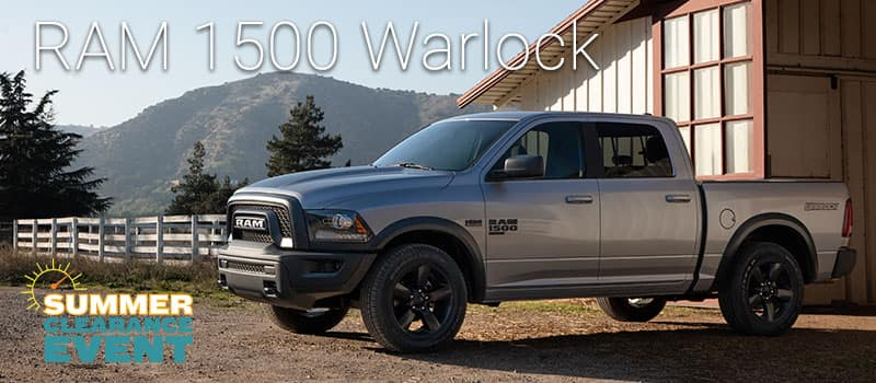2020 RAM 1500 CLASSIC WARLOCK QUAD CAB® 4X4