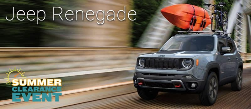 NEW 2020 JEEP RENEGADE 4X4