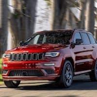 2020 Jeep Grand Cherokee Exterior Profile