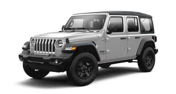 2021 Jeep Wrangler in Sting-Gray