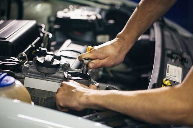 under the hood maintenance