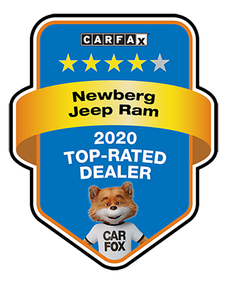 2020 top-rated dealer on CARFAX