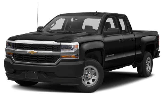 Black 2019 Chevy Silverado 1500