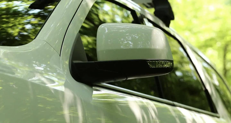 2019 Dodge Durango rear view mirror