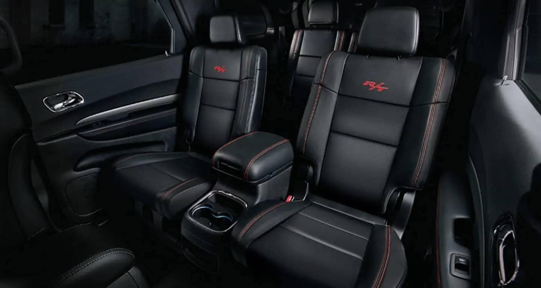 2019 Dodge Durango rt back seating