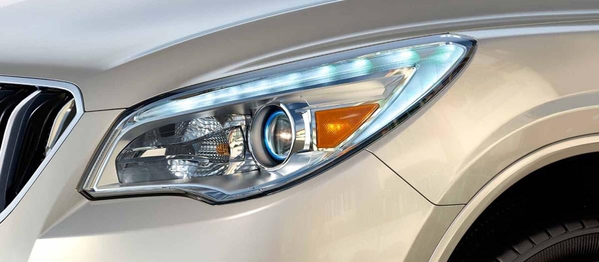 2017 Buick Enclave Xenon Headlights