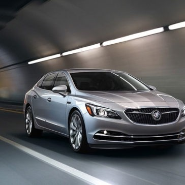 2017 Buick LaCrosse Exterior Gallery 1