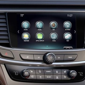 2017 Buick LaCrosse Interior Gallery 7