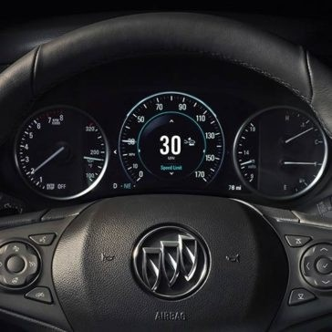2017 Buick LaCrosse Interior Gallery 8