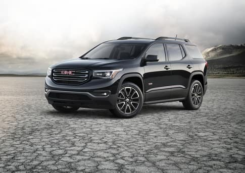 2018 GMC Acadia Lease Special