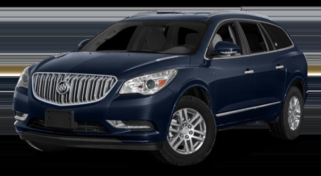 2017 Buick Enclave Blue