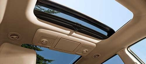 2017 Buick Enclave Sunroof