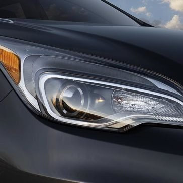 2017 Buick Encore Headlight