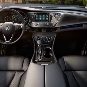 2017 Buick Encore Dash