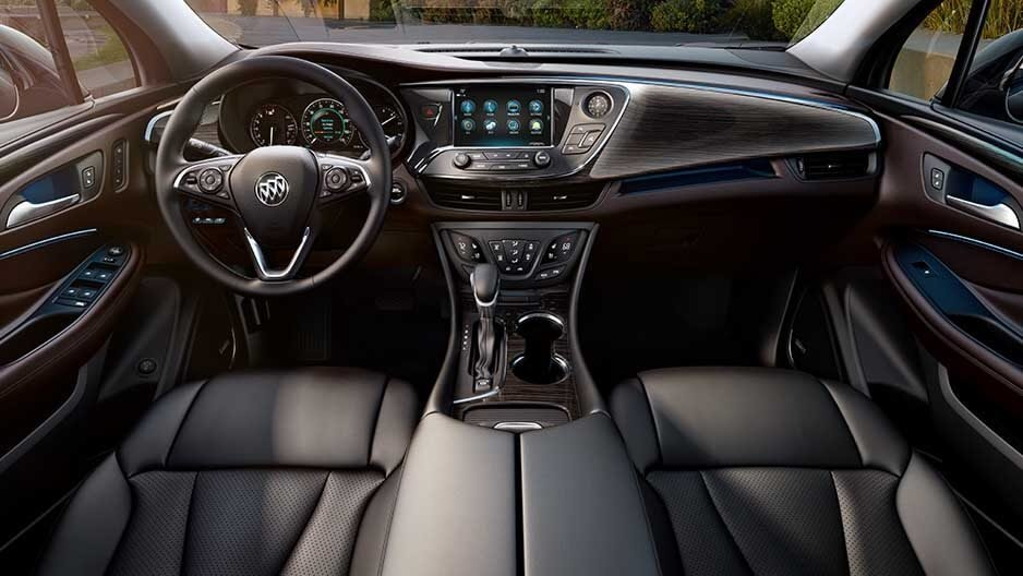 Buick encore interior awesome home for Buick encore vs honda hrv