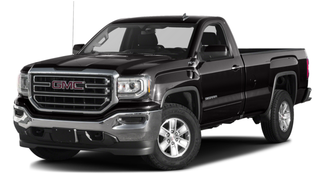 2017 GMC Sierra 1500 Black