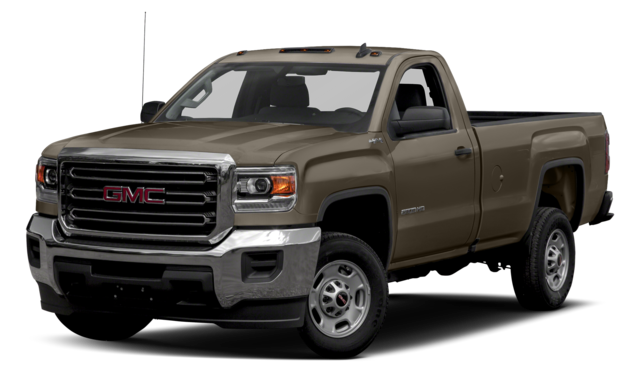 2017 GMC Sierra 2500 Tan