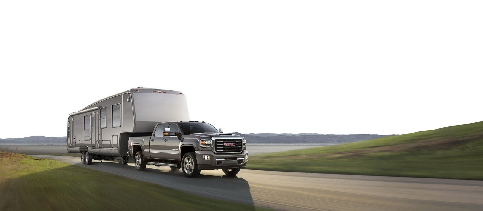 2017 GMC Sierra 2500 Towing