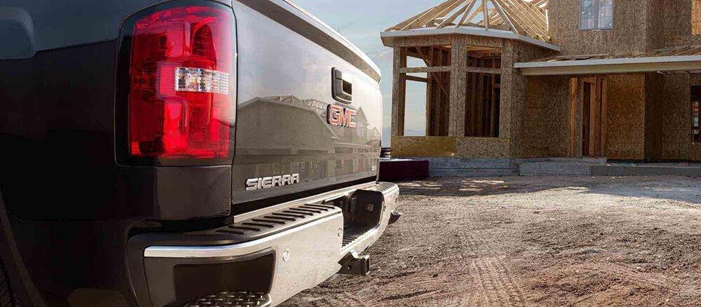 2018 GMC Sierra Tailgate