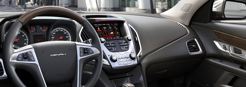 GMC Intellilink Dash