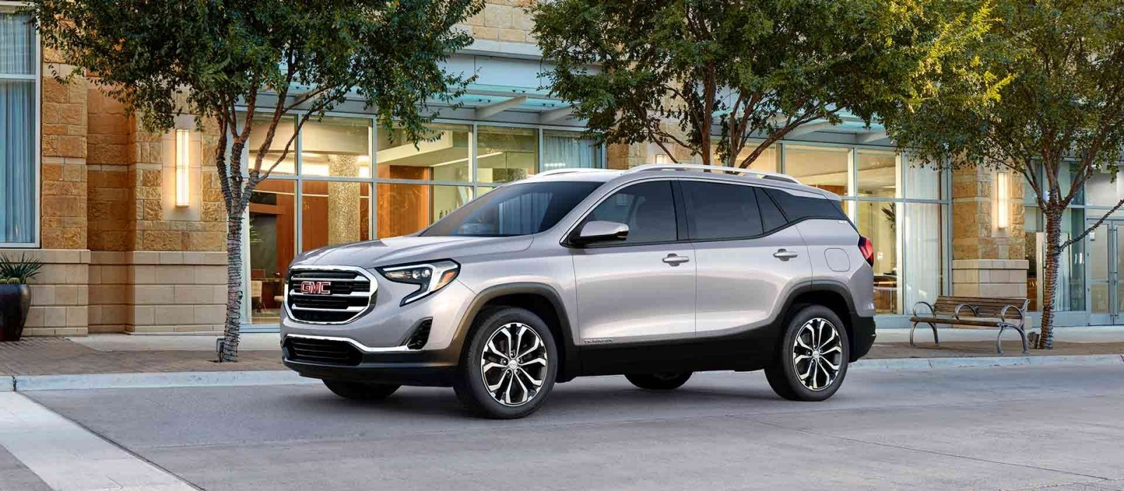 2018 GMC Terrain Exterior Side View