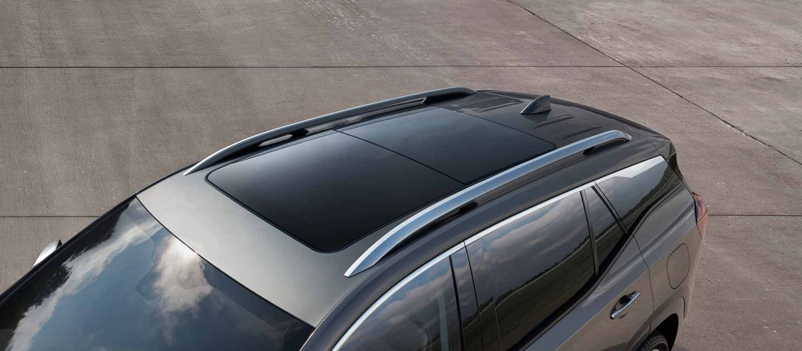 2018 GMC Terrain Panoramic Sunroof