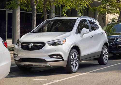 Buick Encore Parking Assist