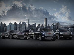 GMC New Vehicles