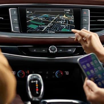 2018 Buick Enclave Navigation