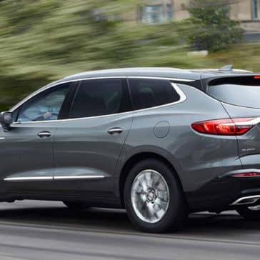 2018 Buick Enclave Rear