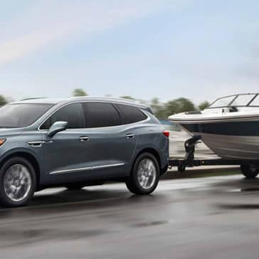 2018 Buick Enclave Towing