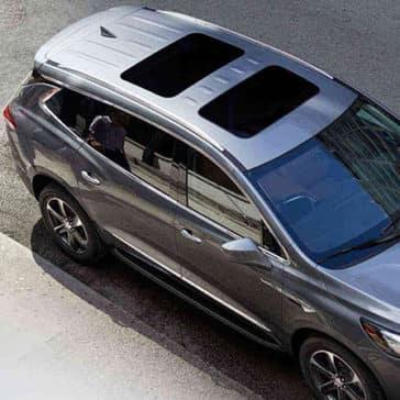 2018 Buick Enclave Top