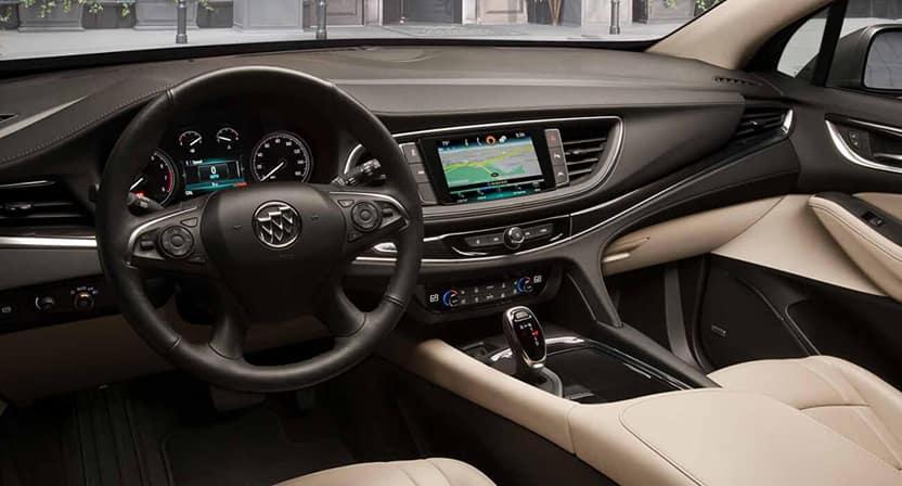 2018 Buick Enclave Dash