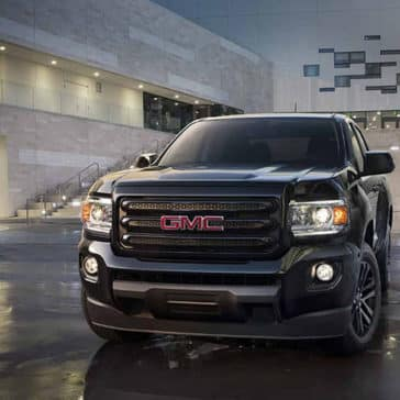 2018 GMC Canyon Grill