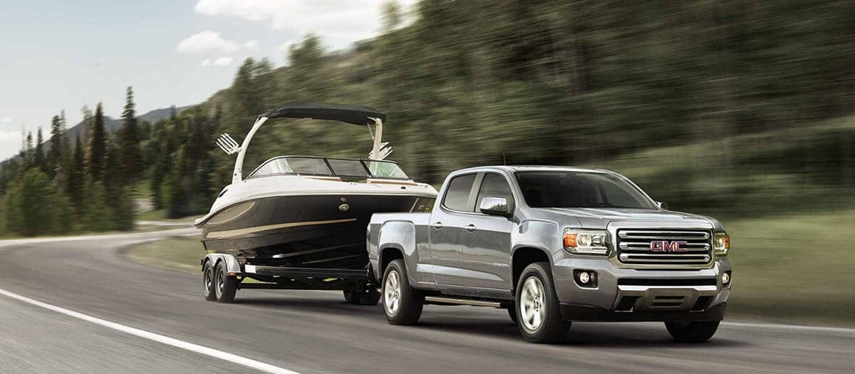 Canyon Vs Colorado >> 2018 Gmc Canyon Vs 2018 Chevy Colorado Compare Trucks