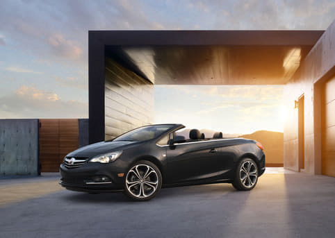 2018 Buick Cascada Lease Special