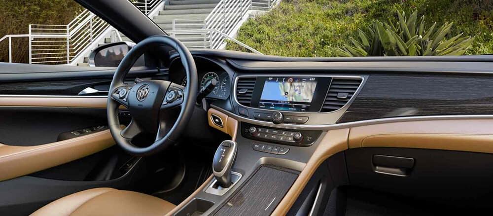 2018 Buick LaCrosse Cabin