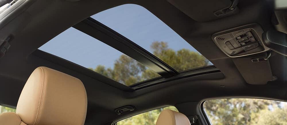 2018 Buick LaCrosse Sunroof