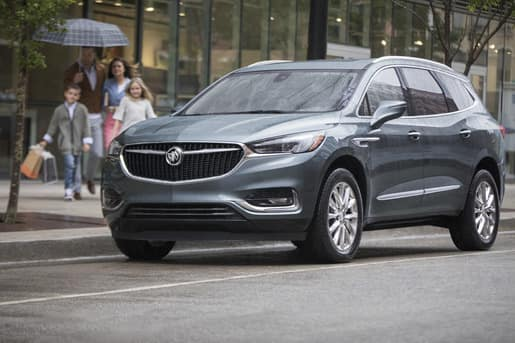 2018 Buick Enclave Lease Special