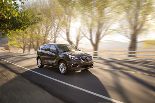 2018 Buick Envision Lease Special